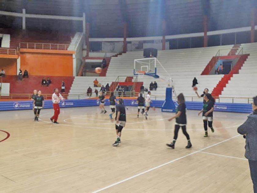 Villa Imperial se prepara para jugar los partidos de vuelta de la Libo femenina