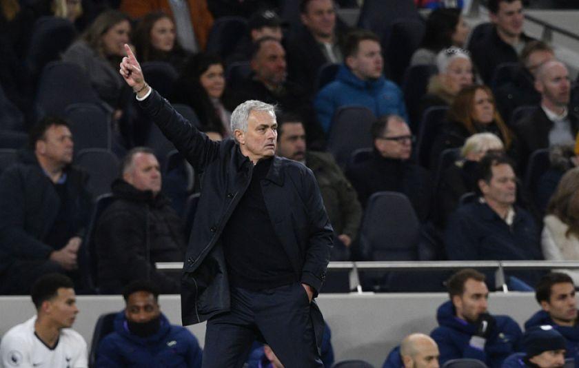 """Mourinho planea un regreso feliz al mítico estadio """"Old Trafford"""""""
