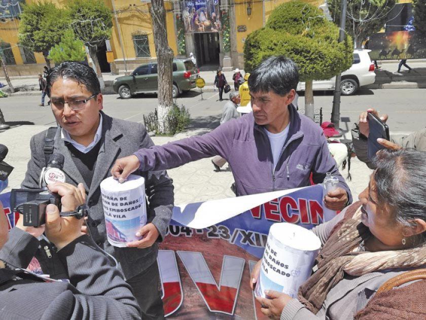 Vecinos solicitan convocar a congreso para elegir directiva de la Fedjuve