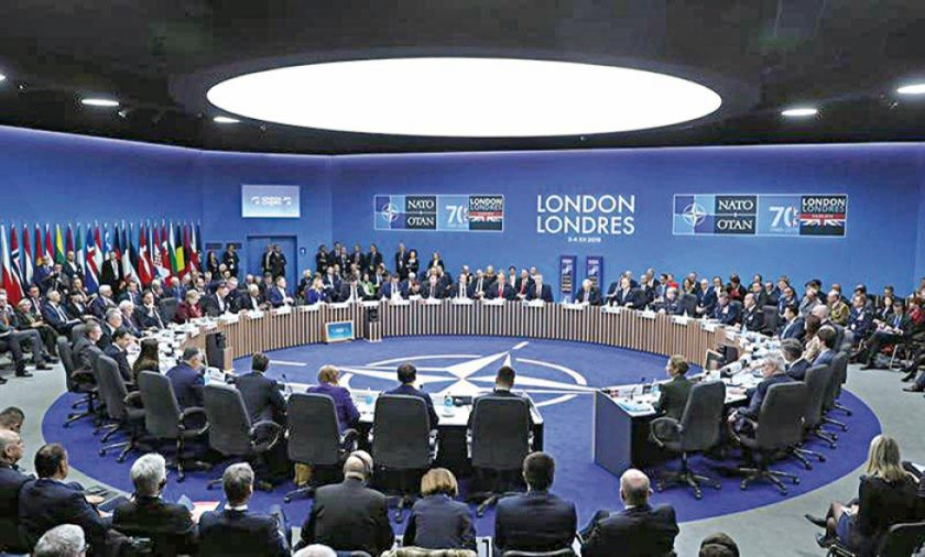 La OTAN abre un proceso para salvar posible crisis