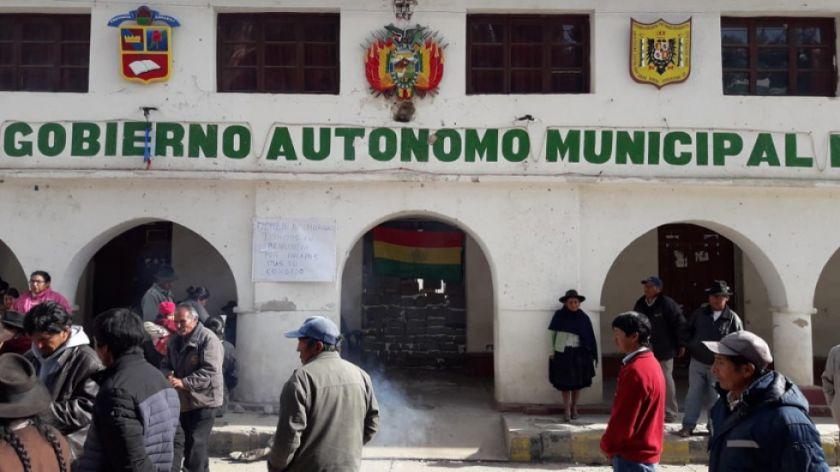 Los pobladores de Puna piden la dimisión del alcalde y concejales