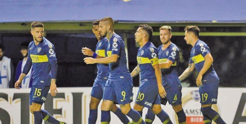 Boca está listo para visitar a Rosario