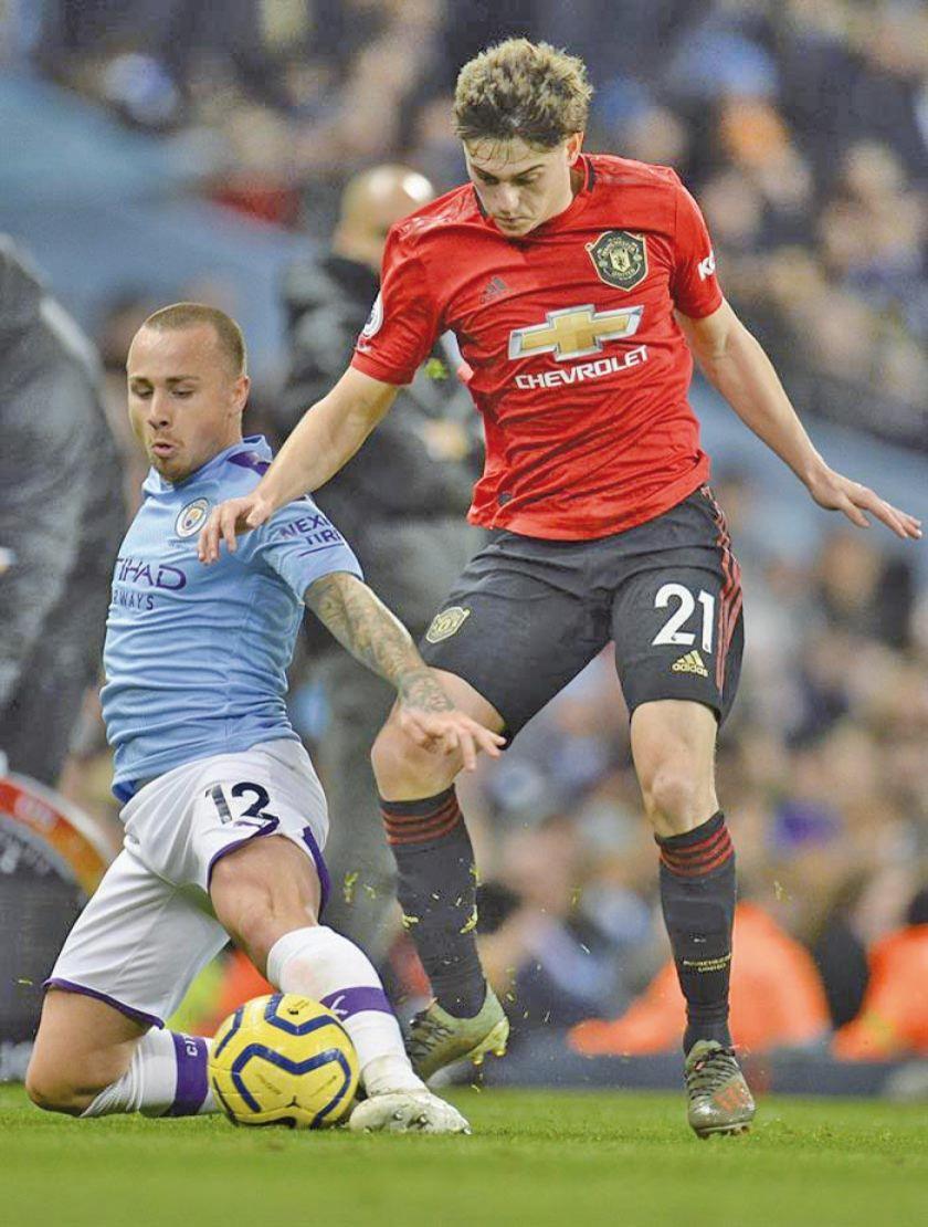 Manchester United se impone al City