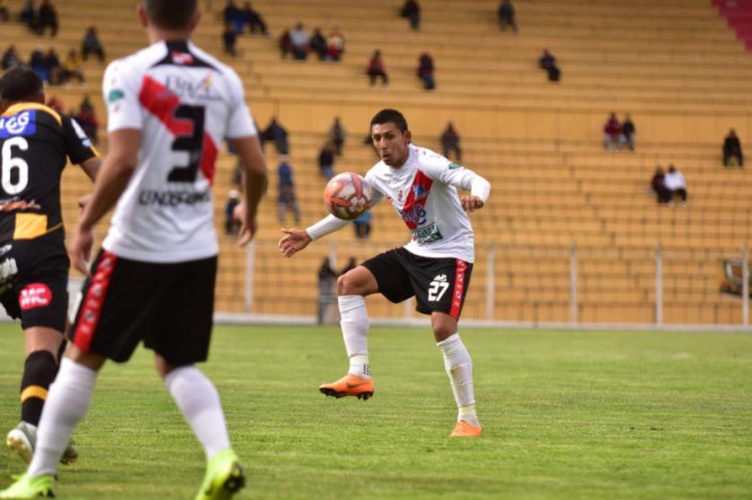 Nacional Potosí vuelve a los entrenamientos