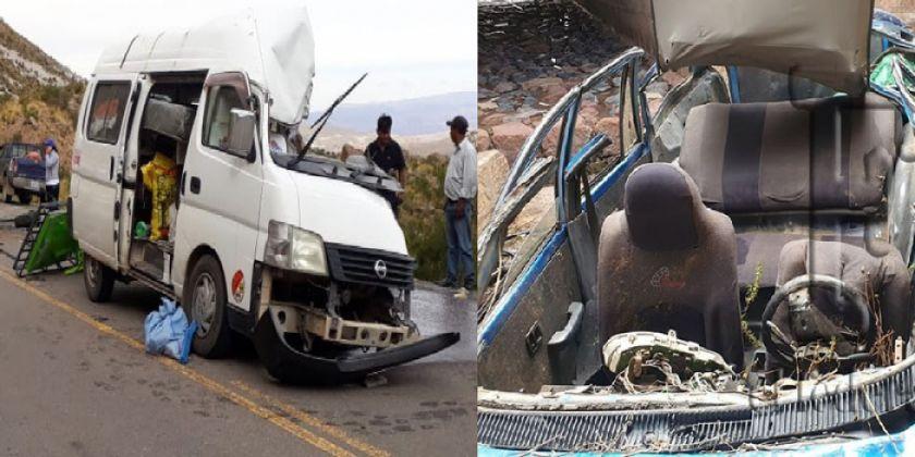 Accidentes cobraron la vida de tres personas en las vías