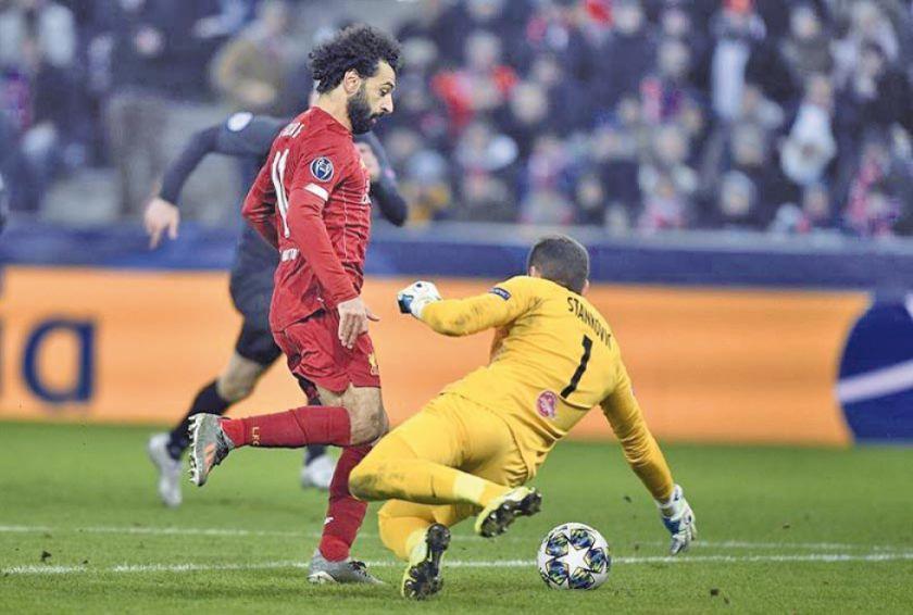 Liverpool certifica su pase a octavos de final