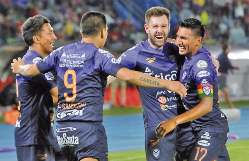 San José y Bolívar juegan una final