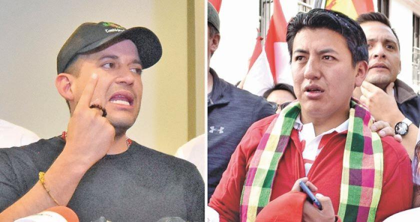 El Conade demanda que Camacho y Pumari den un paso al costado