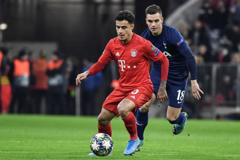 """Bayern gana a Tottenham en el """"Allianz Arena"""""""
