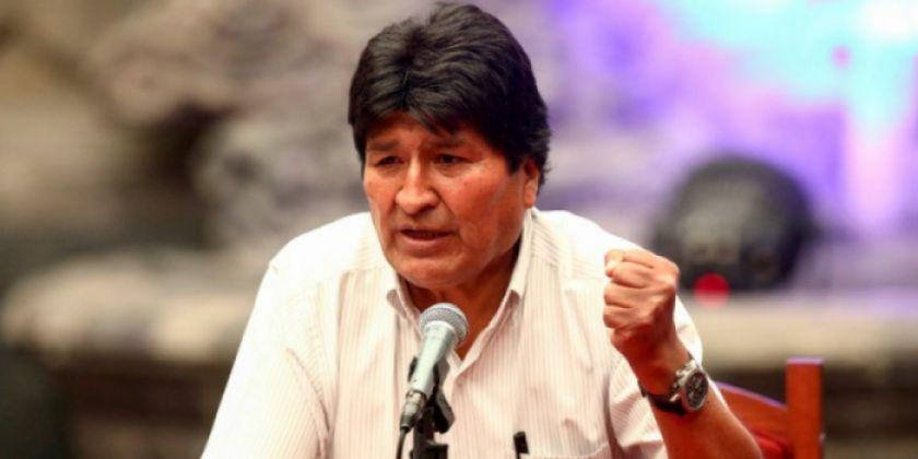 """Expresidente boliviano Evo Morales llega a Argentina y """"viene para quedarse"""""""