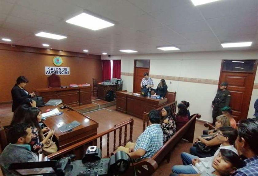 Niegan cesación a detención preventiva pedida por Leyes