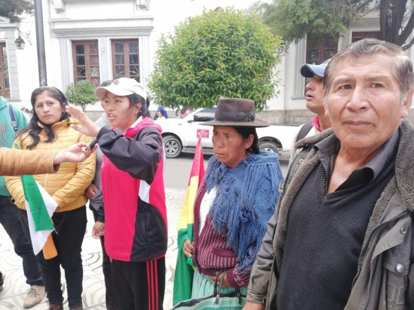 Pobladores de Puna advierten con bloqueo de caminos