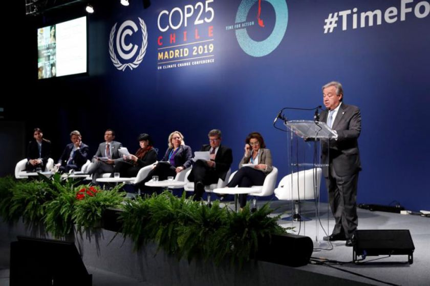 """Líderes de UE aprueban """"neutralidad"""" climática"""