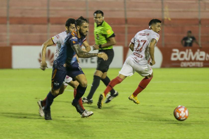 Guabirá y Sport Boys firman un empate en Montero
