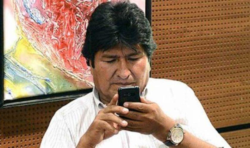 Evo Morales lanza tuit político y desata polémica por la condición que le puso Argentina