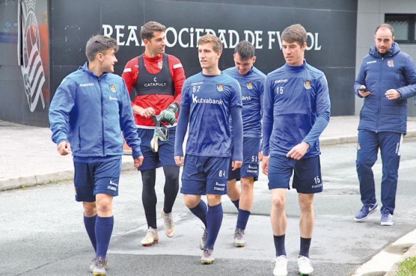 Real quiere amargar la jornada a Barcelona