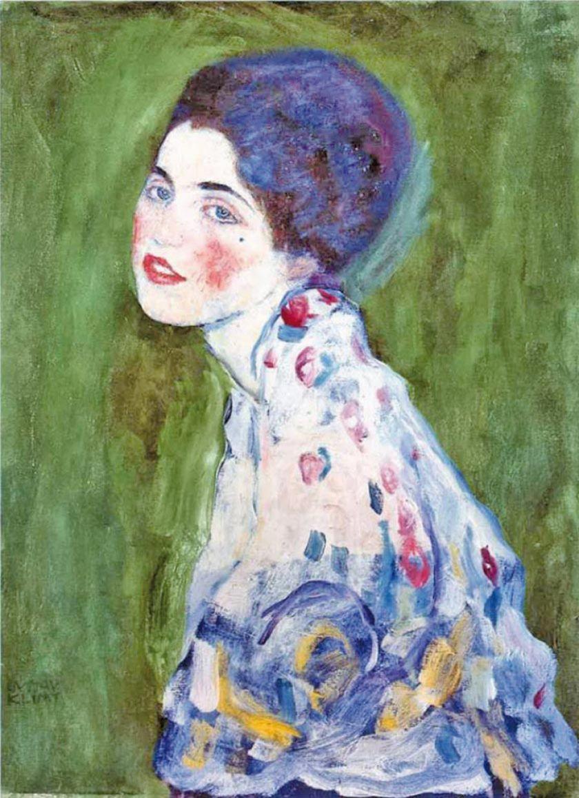 Encontraron un Klimt que fue robado hace 22 años
