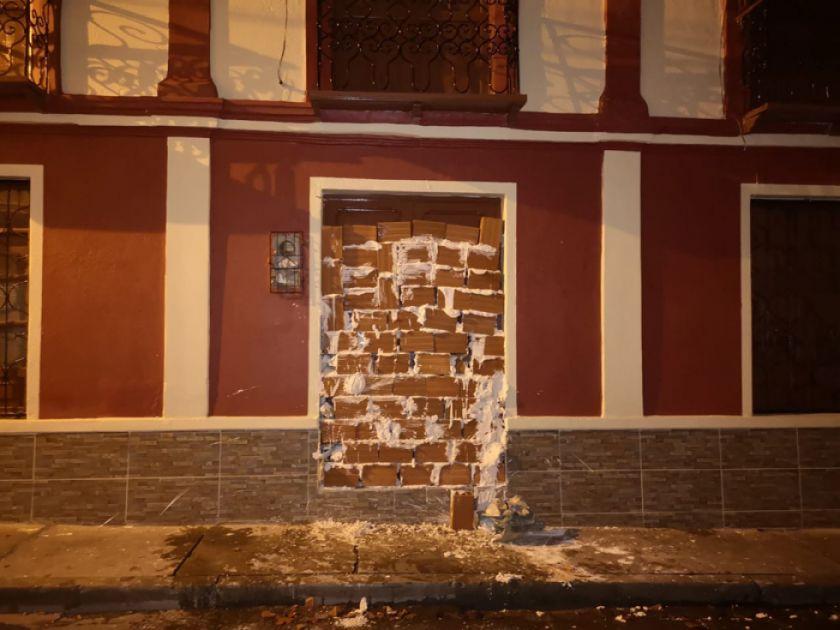 Los maestros urbanos mantendrán tapiado edificio de la federación