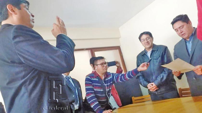 Nuevo director del Trabajo anuncia aplicación de la ley
