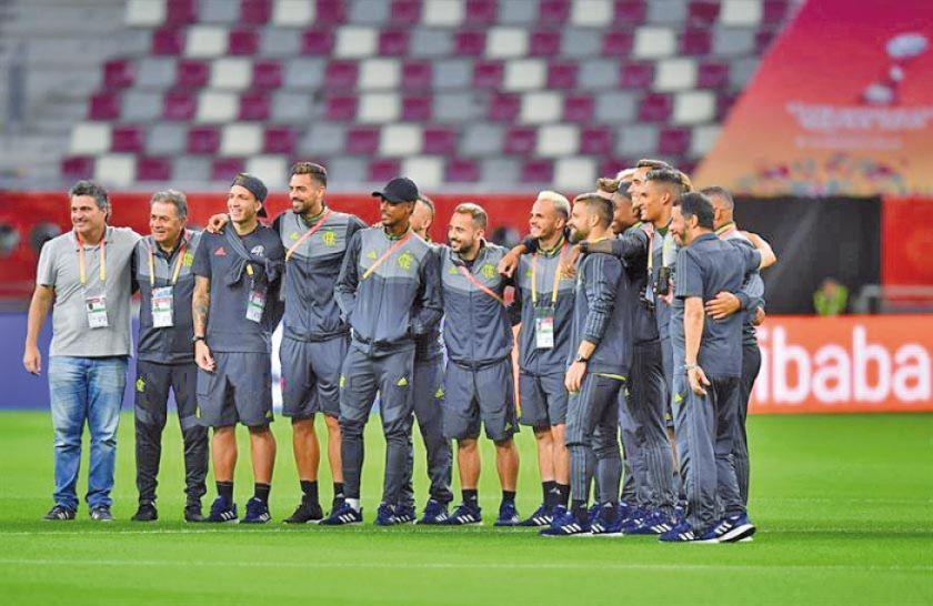 "Flamengo abre las ""semis"" ante Al-Hilal"