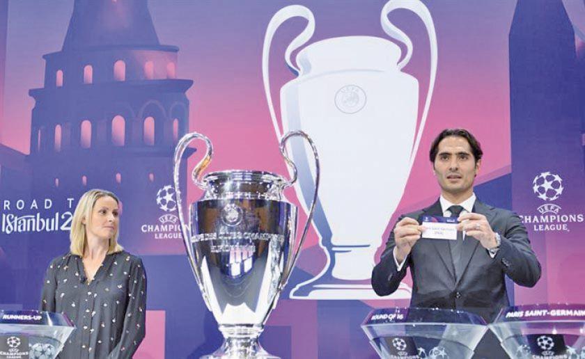 Real-City, Liverpool-Atlético y Napoli-Barza se medirán en octavos de Champions