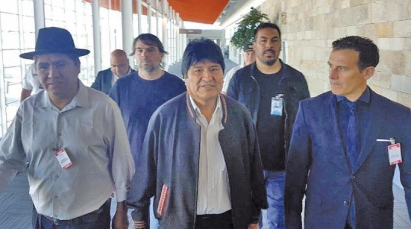 Advierten que Evo Morales será aprehendido si ingresa a Bolivia