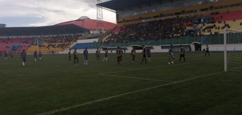 El Tigre le gana a Real 3-1
