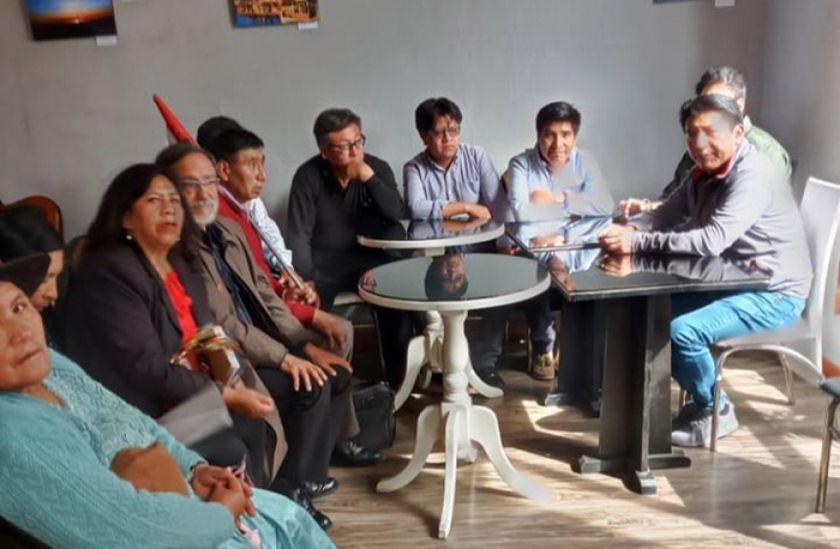 Pumari definirá su candidatura tras convocatoria a elecciones