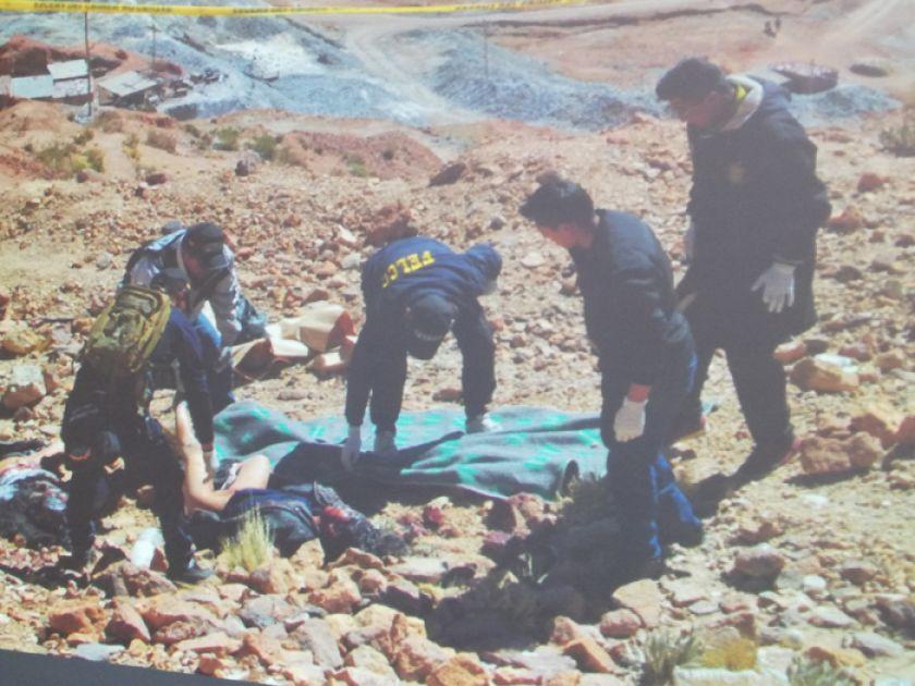 Felcv culpa al alcohol  por feminicidios que ocurrieron en Potosí