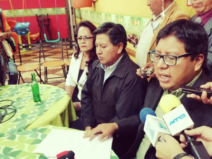 Diputado inicia querella contra presidente de movilizaciones de Comcipo