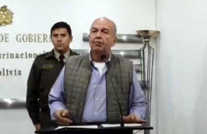 Murillo a México: Nos vemos en la Corte, veremos quién ha violado tratados