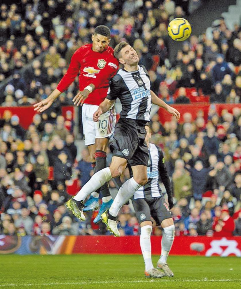 """El """"boxing day"""" reactiva a Manchester United"""