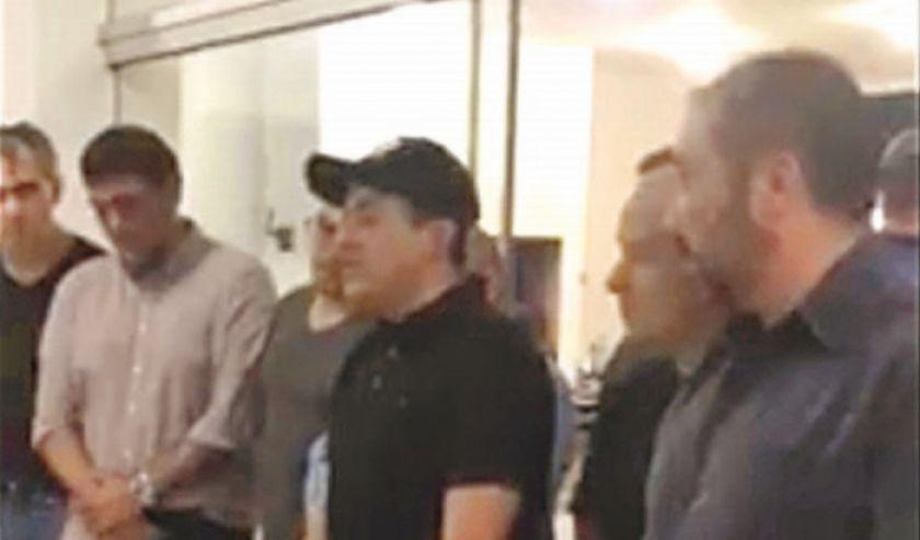 """Según video, Camacho revela que su padre """"negoció"""" con militares y policías para que se amotinaran"""