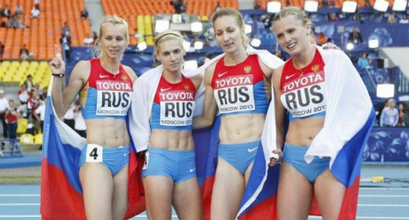 Rusia apelará la sanción de la AMA