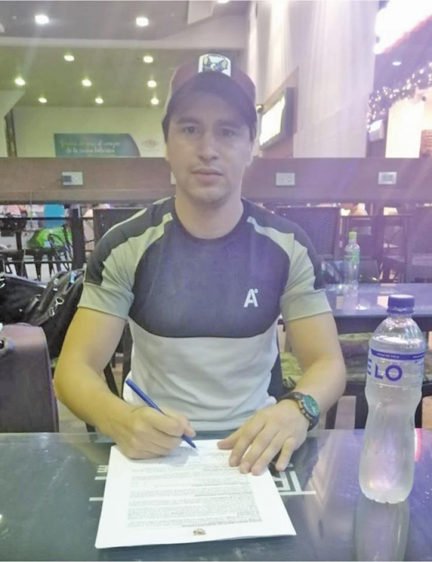 El jugador argentino Mauro Bustamante se suma al equipo de Nacional Potosí