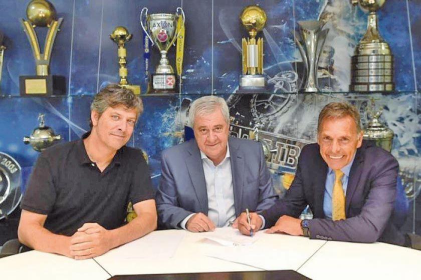 Russo vuelve a Boca con el propósito de ganar la Copa