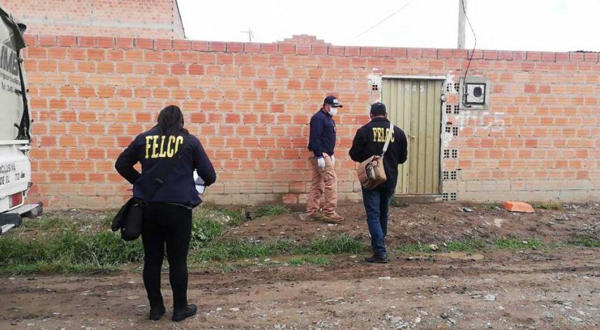 Cuatro niños son asesinados en El Alto