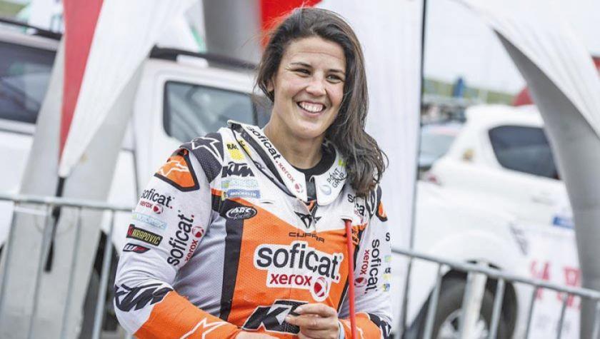 Laia Sanz defiende sus logros