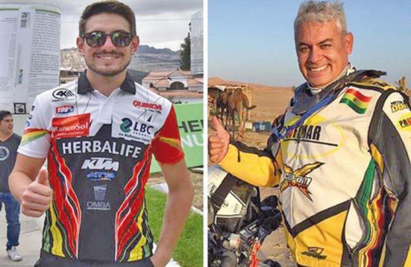 Dos pilotos bolivianos competirán en la carrera más peligrosa del mundo