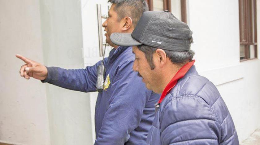 Urquizu continuará detenido en la cárcel