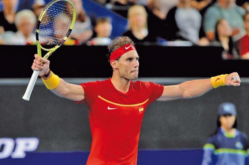 Nadal y Djokovic debutan con triunfo