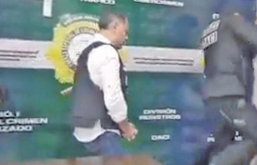 Hurtado es detenido esta vez por el caso de ATB