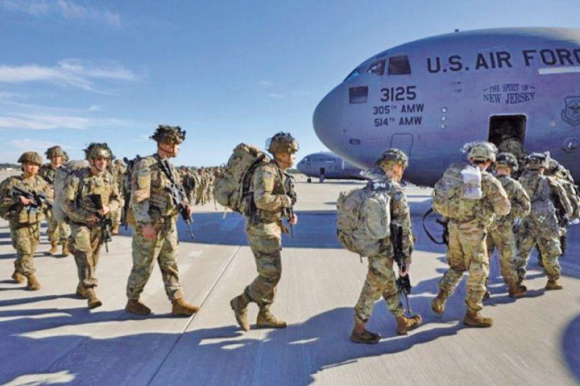 EE.UU. envía tropas a Oriente  Medio y aumenta su seguridad