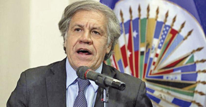 EEUU respalda a Almagro para la secretaría de OEA