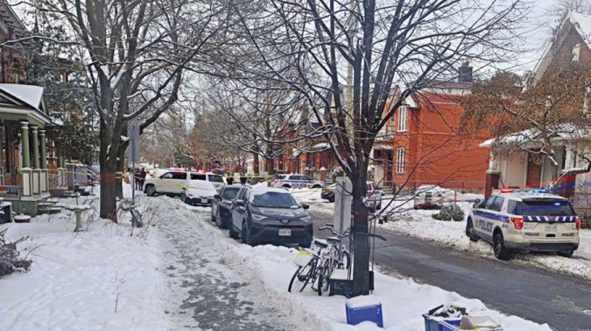Un muerto y 3 heridos en tiroteo en Ottawa