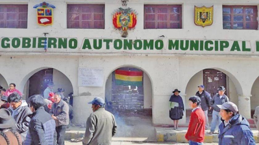 Pobladores de Puna recurren a la justicia contra el alcalde