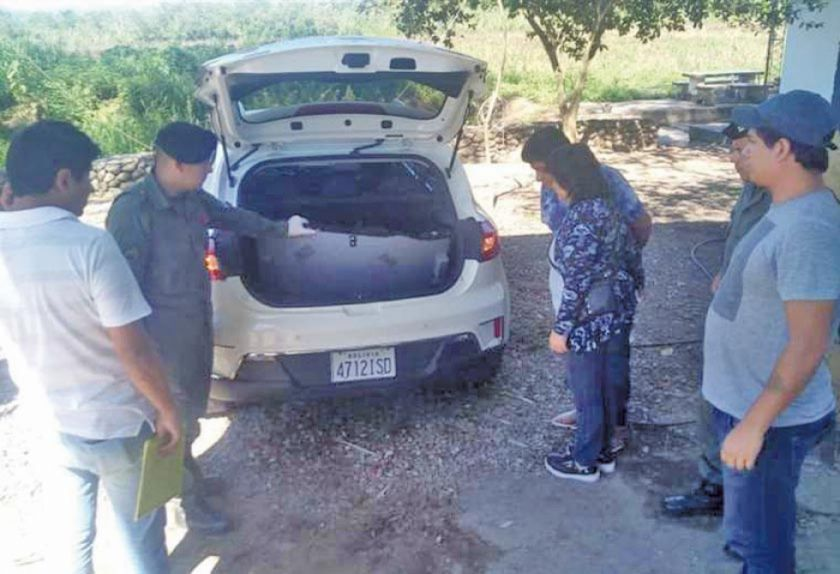 Condenan a cinco años de cárcel a exconsul boliviano