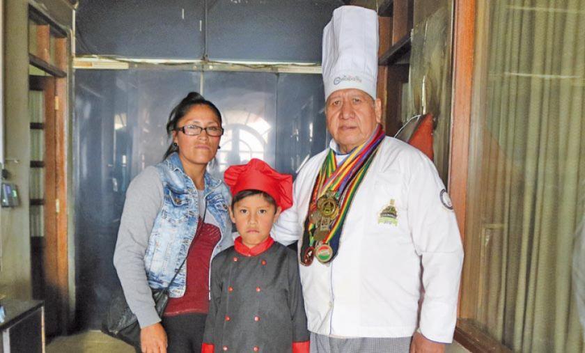 Un chef potosino busca capacitar a emprendedores