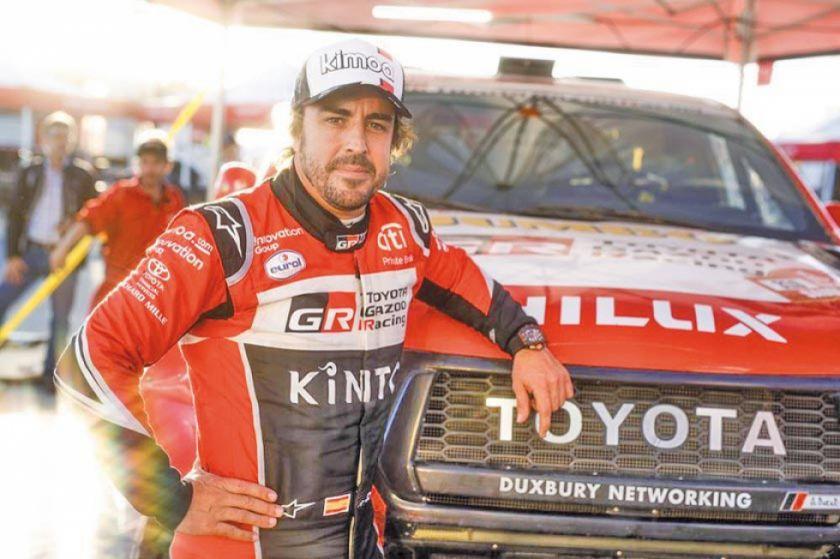 "Alonso ilusiona con tres ""top 10"""