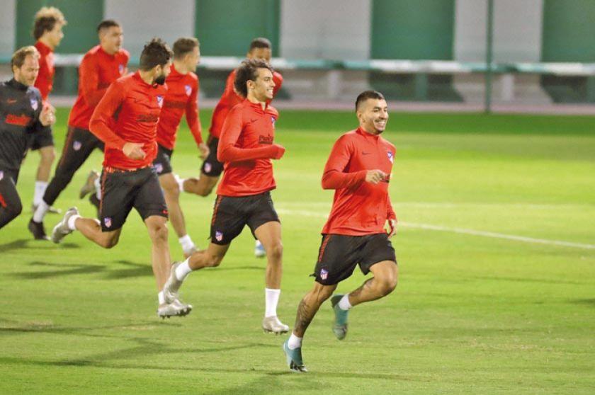 Atlético y Real quieren conquistar la Supercopa